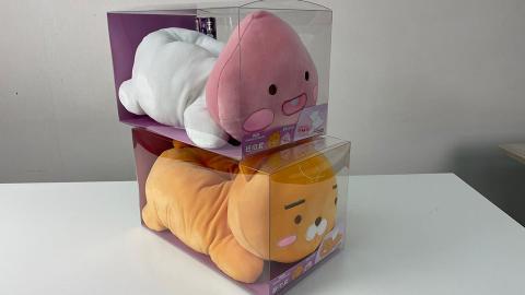 【便利店新品】little Kakao Friends紙巾套登場!RYAN/APEACH限定套裝