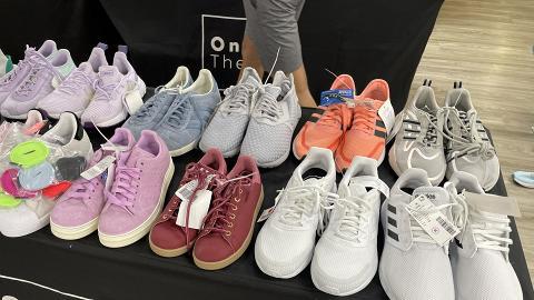 【開倉優惠】Adidas/Reebok中環陳列品開倉 波鞋/T恤/袋款激減$20起