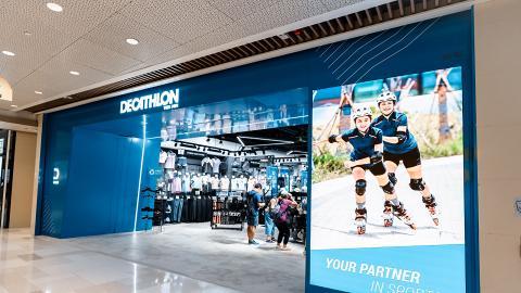 【屯門好去處】DECATHLON迪卡儂新店登陸屯門 6200呎!瑜珈/跑步/水上運動用品