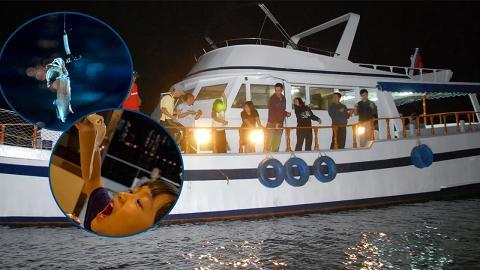 【釣墨魚】西貢夜釣墨魚團推介!遊艇出海釣墨魚+西貢海鮮晚餐 每人$450有找