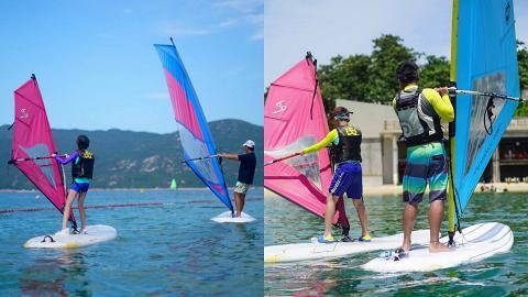 【東京奧運】5大滑浪風帆水上活動中心及課程推薦 暑假好去處體驗香港首金奧運項目$130起