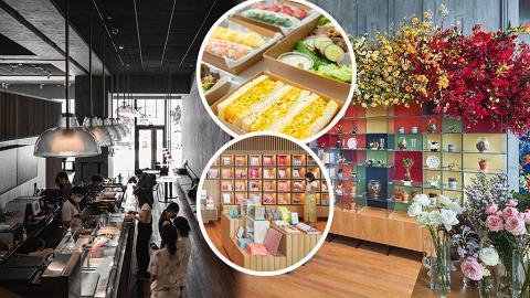 【西九文化區】西九M+博物館最新CURATOR CAFE聯同M+小舖開幕!打印咖啡/藝術精品