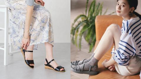 【減價優惠】ORiental TRaffic全線減價低至3折$117起 樂福鞋/平底鞋/高踭鞋/防水鞋/高踭鞋