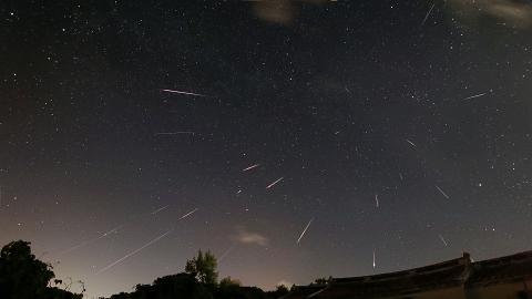 【天文現象2021】英仙座流星雨8月12日上演 2021年流星群時間表/最佳觀賞時間/拍攝流星方法