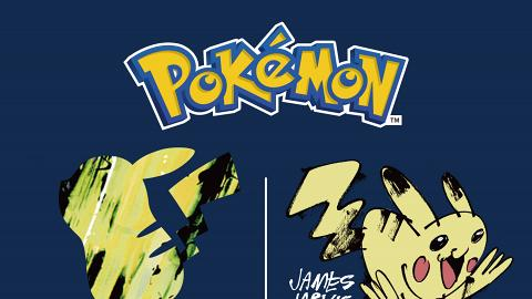 UNIQLO全新Pokémon寵物小精靈手繪T恤 8月底開賣!成人/童裝$79起
