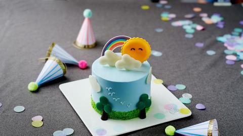 聖安娜餅屋全新韓式打卡蛋糕 $300有找!Flamingo/美人魚蛋糕