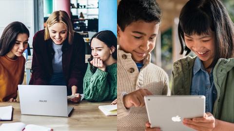 【Back to School 2021】7大大專生開學電腦優惠送AirPods Apple/ASUS/Lenovo/Microsoft/DELL