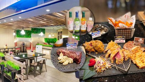 【元朗美食】元朗Yoho Mall神石燒牛扒分店開幕!必試安格斯牛/炸鹿兒島A5和牛/套餐優惠