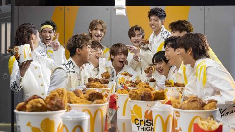 【麥當勞優惠2021】麥當勞再推MIRROR鏡仔卡及成員專屬新口味麥炸雞包裝盒!集齊16款有彩蛋!