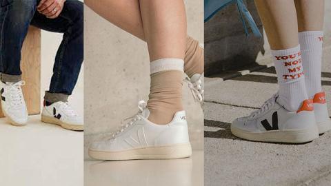 【網購優惠】法國VEJA小白鞋香港價75折!經典款男女裝$750起