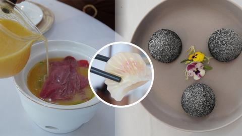 【大埔好去處】新中菜餐廳金鷺湖開業 主打手工點心!將推出中秋餐單+湖上燈海
