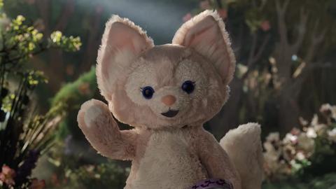迪士尼Duffy新角色明年登場 粉紅色狐狸LinaBell加入香港迪士尼樂園