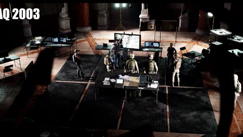 【萬聖節好去處】《黑相集:灰冥界》恐怖體驗館登陸奧海城!免費入戲院試玩/黑暗環境化身主角
