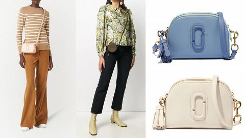 【網購優惠】Marc Jacobs熱賣款手袋低至6折優惠 Shutter/Softshot系列大減價