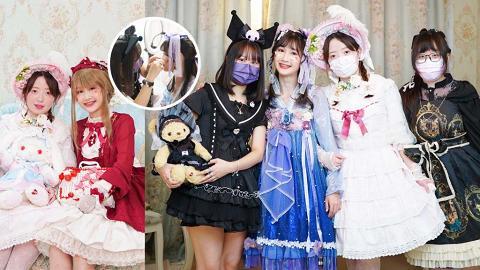 【觀塘好去處】全港首間Lolita初心體驗館 華麗中世紀風格攝影棚+多款古典服飾妝髮選擇