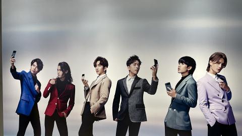 【中環好去處】Samsung X MIRROR期間限定店登陸中環 鏡仔Sticker機/限量海報+相卡