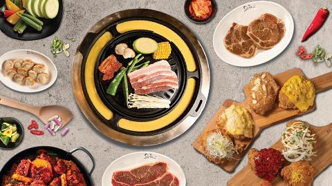 【荃灣美食】柳氏家推120分鐘韓式Buffet優惠 低至6折任食招牌鐵板雞/烤肉/炸雞/人參雞湯