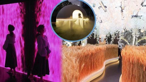 【室內好去處】精選10月香港6大展覽打卡好去處!鏡面黃色麥田/巨型太空船/梅艷芳紀念展