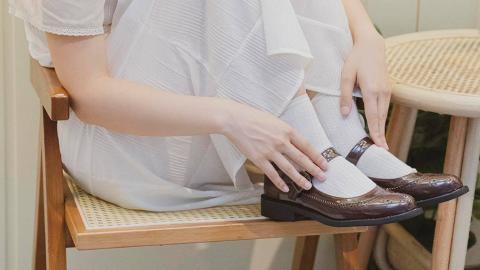 本地鞋履品牌The Korner網店限定優惠3折起!低至$149入手糖果色系平底鞋/樂福鞋/短靴/運動鞋