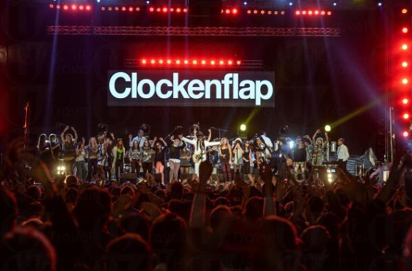 Clockenflap音樂及藝術節