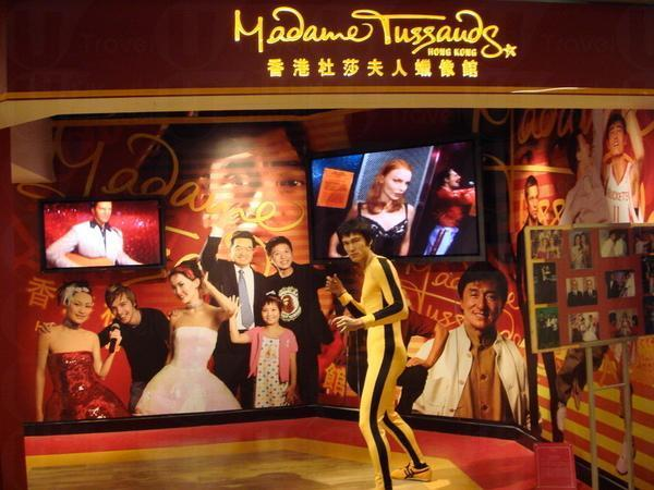 壽星仔壽星女今年繼續享有杜莎夫人蠟像館的免費入場優惠!