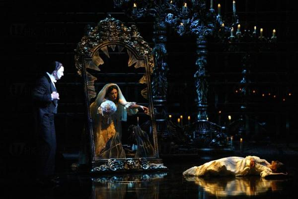 《歌聲魅影》The Phantom of the Opera 香港公演