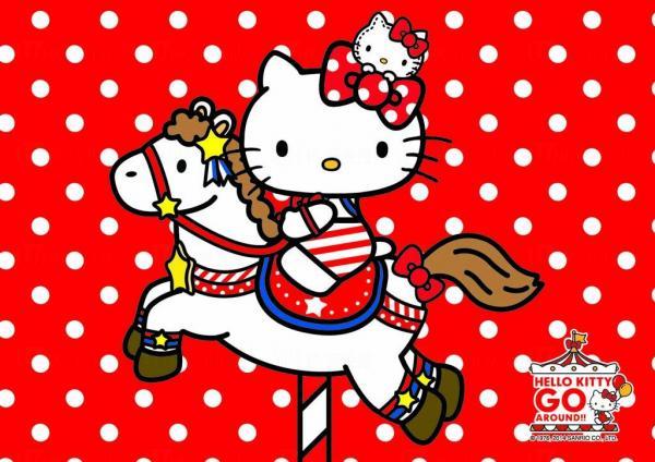 適逢Hello Kitty40週年,Sanrio舉辦這次大型的嘉年華作為愛的感謝祭