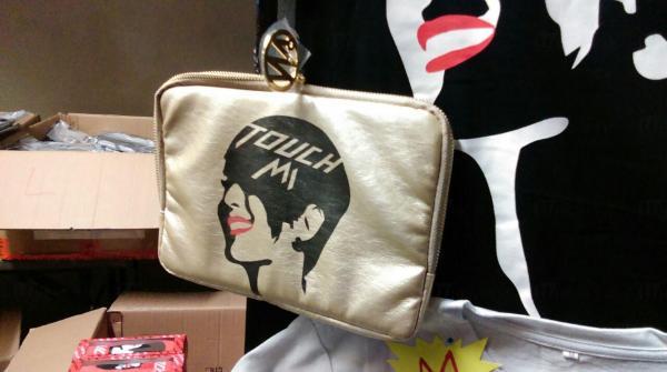 Touch Mi 化妝袋(min-ipad袋) $200