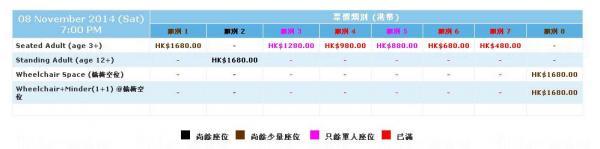 Super Junior香港演唱會 2014 「SUPER SHOW 6」票務跟進