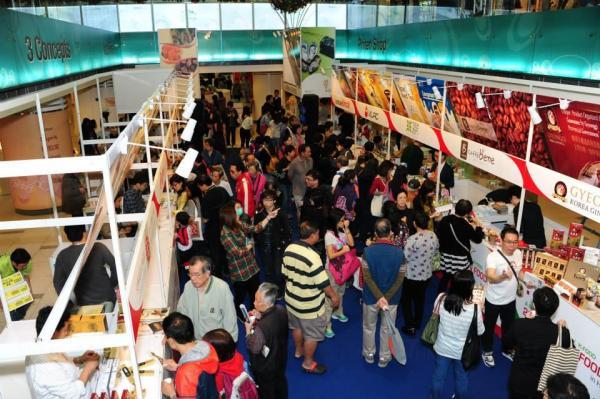 韓國美食展2014將於11月20至22日舉行。(資料圖片)