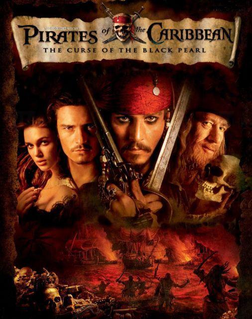 《加勒比海盜:黑珍珠號的詛咒》電影配樂現場演奏