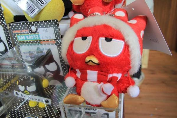 聖誕別注版毛公仔 ($142.5)