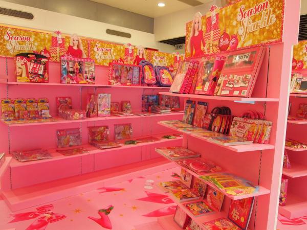 Barbie期間限定店