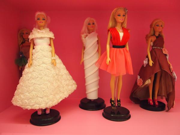 Barbie閃亮人生珍藏展