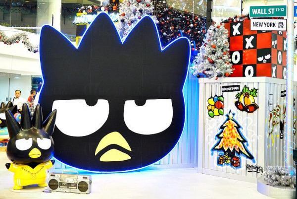 葵芳新都會廣場 x XO聖誕變身Hip-Hop仔嘻哈街頭派對