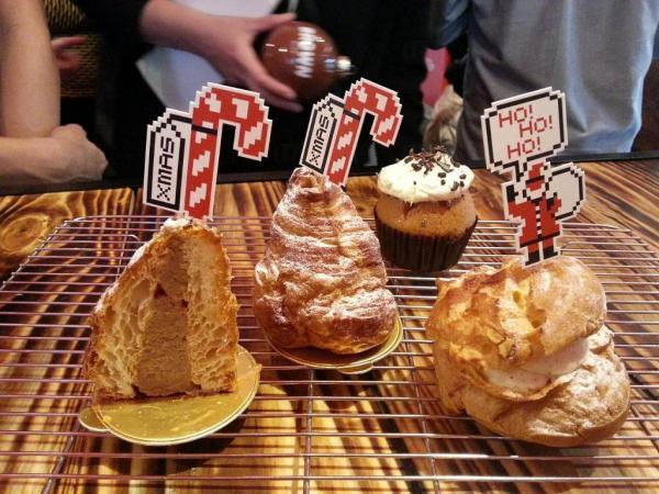 FabCafe X URBAN Bakery at Hysan Place聖誕限量食品