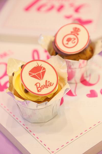 Barbie Cup Cake $42