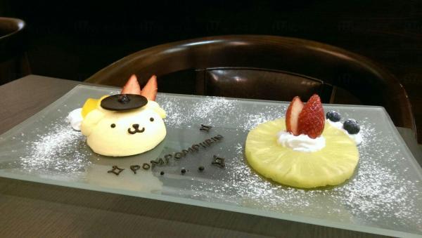 PomPomPurin檸檬芝士蛋糕 $68