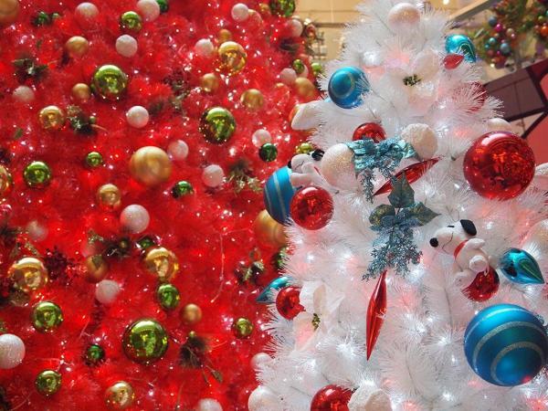 Snoopy 聖誕樹