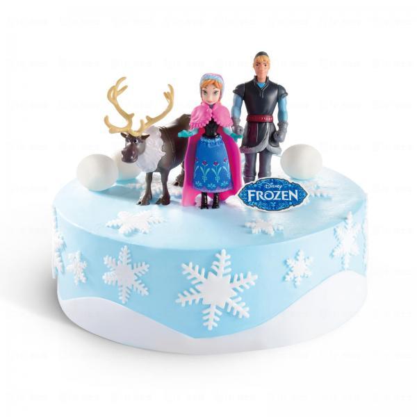安娜與基斯托夫冰雪之旅。