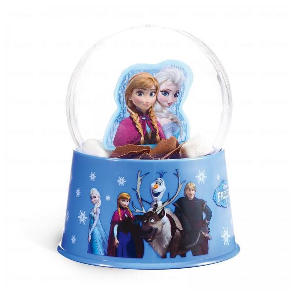 Frozen水晶世界甜品杯。