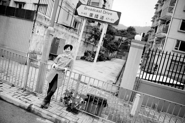 Jimmy Ming Shum x Yahoo Flickr 玩創香港「香港.女孩」攝影展 譚玉瑛