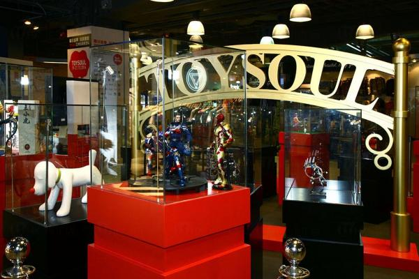 Toy Soul 亞洲玩具展2014
