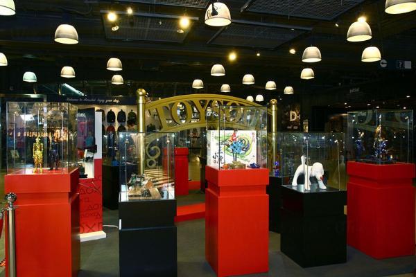 Toy Soul 亞洲玩具展2014於11月初在LCX預展場地。