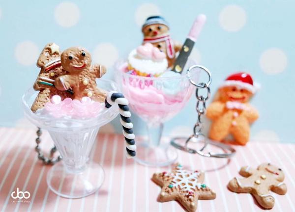 於聖誕市集親手製作裝飾品為家中增添聖誕氣氛