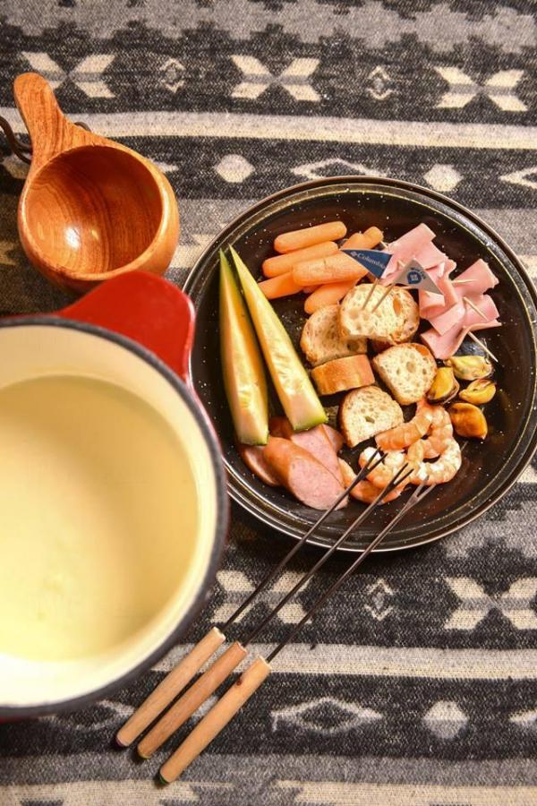 OMNI-HEAT 芝士火鍋