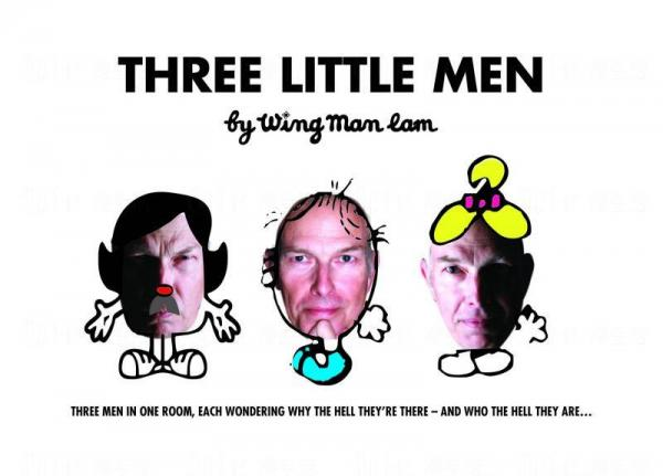Brave Heart Theatre @ Premium Sofa Club呈獻林穎雯劇作「Three Little Man」
