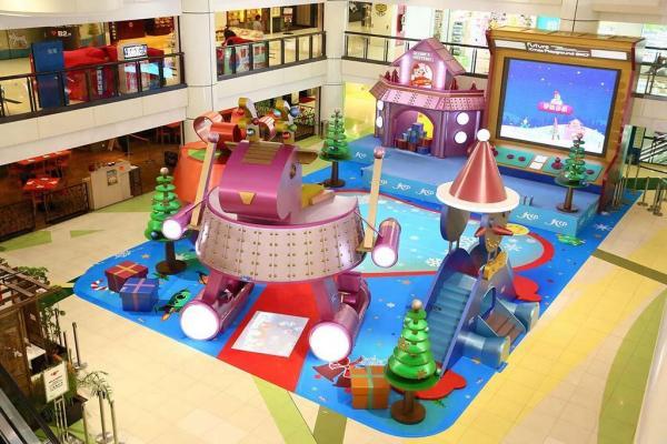 九龍城廣場 聖誕漫遊星夢樂園