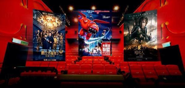 Cinema City朗豪坊 4DX影院啟用