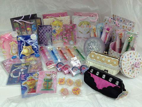 美少女戰士Sailor Moon商品Pop-up Store